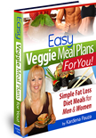 &quot;Easy Veggie Meal Plans&quot;