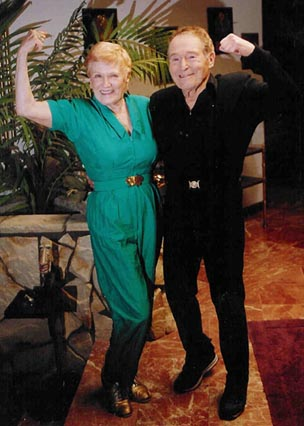 Jack and Elaine Lalanne