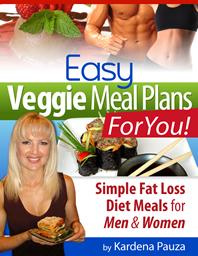 easyveggiemealsebook