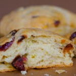 cranberry-scone